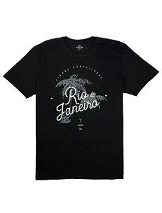 Camiseta Estampa Rio De Janeiro