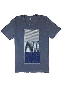 CamisetaEstonada Estampa Toulon 1970