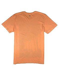 Camiseta Estonada Estampa Pacific Coast