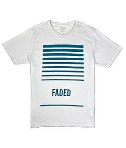 Camiseta Estampa Faded