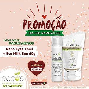 Promoção Dia dos Namorados - Skincare (olhos e protetor solar)