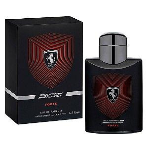Ferrari Scuderia Forte Eau De Parfum Masculino - 125 ml