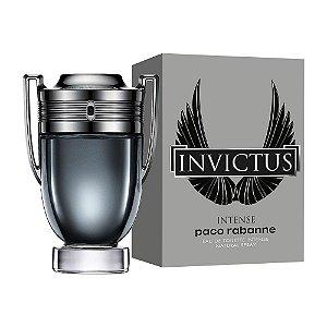 Invictus Intense Paco Rabanne - Perfume Masculino - Eau de Toilette - 100 ml