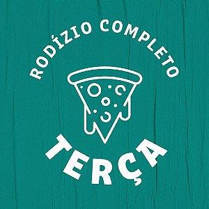 RODÍZIO DE PIZZA - TERÇA