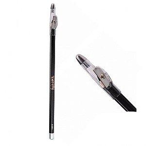 Lápis para Olhos com Apontador Luisance L887-B Preto