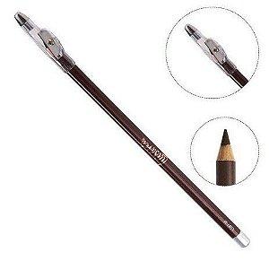 Lápis para Olhos com Apontador Luisance L887-M Marron