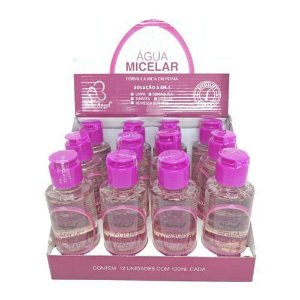Água Micelar de Pitaia Skin Care Belle Angel 12 Unidades
