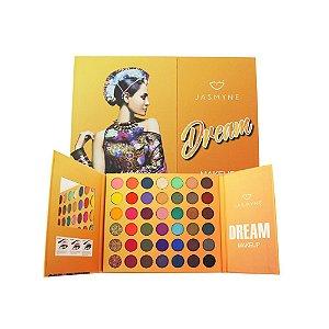 Paleta de Sombras Dream Makeup Jasmyne JS06020