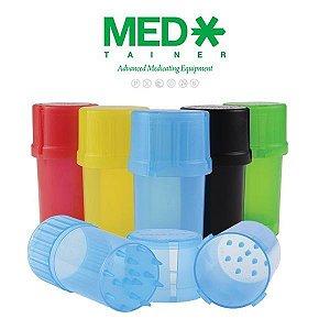 Moedor / Dichavador (Grinder) de Ervas - MedTainer