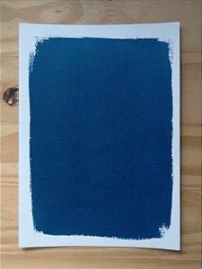 Cianótipo Azul da Prússia