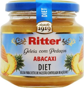 Geleia Diet de Abacaxi 260g