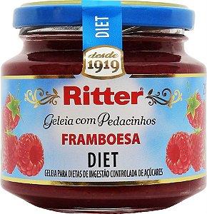 Geleia Diet de Framboesa 260g