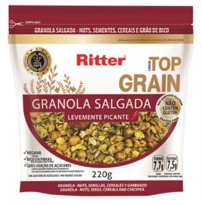 GRANOLA TOP GRAIN SALGADA
