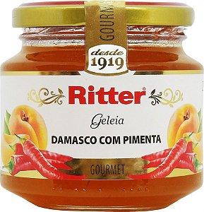 GELEIA DE DAMASCO COM PIMENTA - 290g