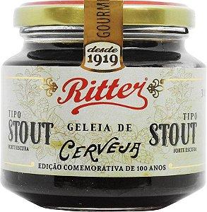 GELEIA Gourmet DE CERVEJA - TIPO STOUT 310g