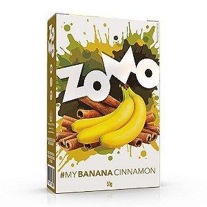 Essência Zomo Banana Com Canela