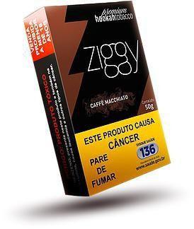 Essência Ziggy Café Macchiato 50g