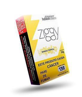 Essência Ziggy Banana Tropical 50g