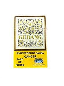 Cigarro Gudang Clean Carteira 20 unidades