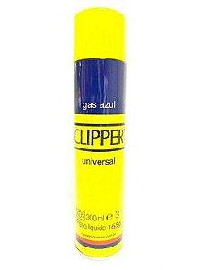 Gás Butano Azul Clipper 300ML