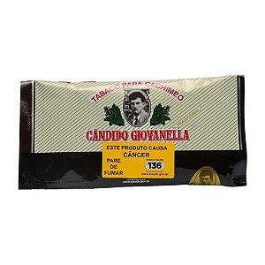 Tabaco para Cachimbo Candido Giovanella 45g - Tradicional