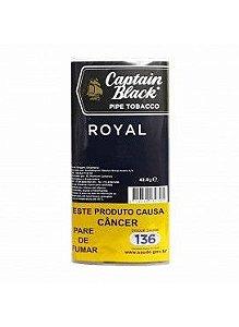 Tabaco para Cachimbo Captain Black Royal 42,5g