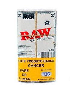 Tabaco para Cigarro Raw Bright Leaf Blond