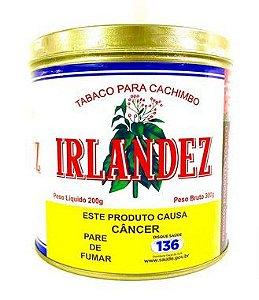 Tabaco para Cachimbo Irlandez Tradicional Lata 200g