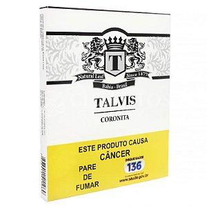 Cigarrilha Talvis Tradicional Coronita cx10 und