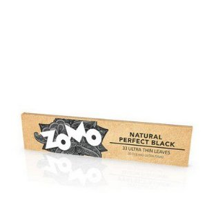 Seda Zomo Paper Natural Perfect Black King Size