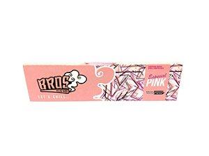 Seda Bros King Size Especial Pink + Pilão