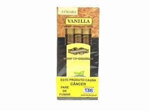 Cigarrilha Handelsgold Vanilla - Cx 5 Un