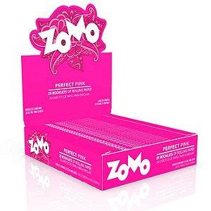 Seda Zomo Paper Perfect Pink King Size Cx 25 Livretos