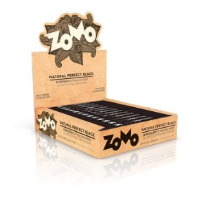 Seda Zomo Paper Natural Perfect Black  King Size Cx 25 Livretos