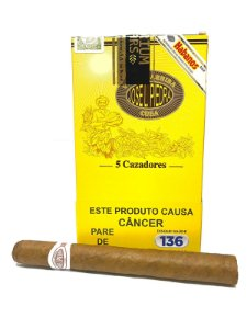 Charuto Jose L. Piedra Cazadores - Cx 5 Unidade