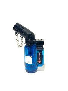 Isqueiro Maçarico WF 1 Chama - Azul