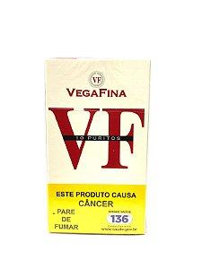 Charuto Vega Fina Puritos Cx 10 Unidade