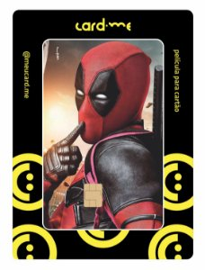 Card.me -  Deadpool