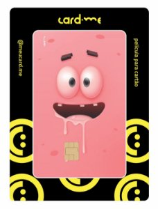 Card.me -  Patrick Estrela