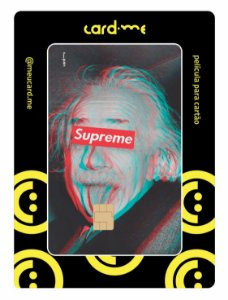 Card.me -  Einstein Supreme