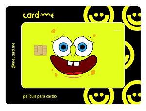 Card.me -  Bob esponja