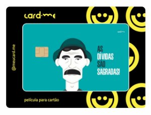 Card.me -  Seu madruga