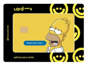 Card.me -  Homer Simpson
