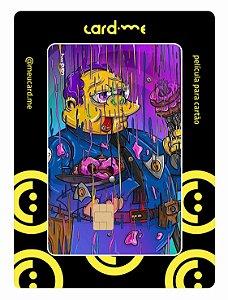 Card.me - Policial Simpson