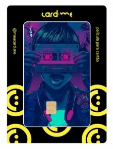 Card.me - Spider Man
