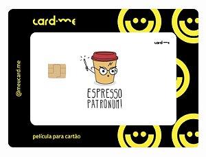 Card.me - Espresso Patronum