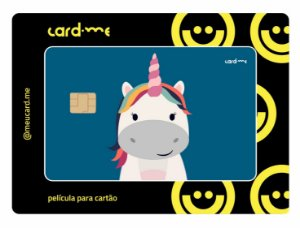 Card.me - Unicórnio