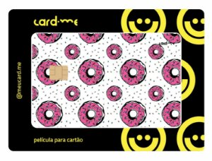 Card.me -  Donuts