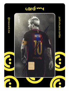 Card.me - Messi