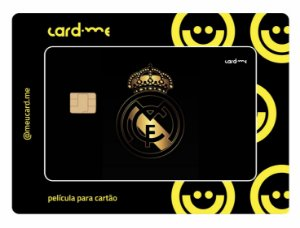 Card.me - Real Madrid